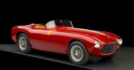 SALE OF HISTORIC FERRARIS AT FERRARI FACTORY