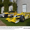Renault At The 2013 Goodwood Festival Of Speed
