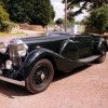 ANOTHER LAGONDA FLIES AT H&H BUXTON SALE