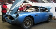Aspiring 007 Buys Aston Martin DB6 Vantage at BCA Classic Auction