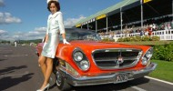 CHANGING GEAR TAKES ON A NOSTALGIC TWIST AS GOODWOOD INTRODUCES THE WORLD'S FIRST LADIES DAY AT A MOTOR SPORT EVENT