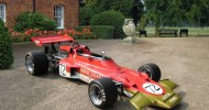 EX- GRAHAM HILL/JOHN MILES LOTUS 72 GRAND PRIX CAR CONSIGNED BY H&H FOR ITS JULY KEMPTON PARK SALE