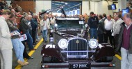 Rare cars sell at BCA Blackbushe