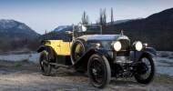 Britain's First 100mph Car Celebrates Centenary