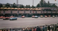 Woodcote Trophy Heads for Monza
