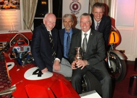 Stars Turn Out For Royal Automobile Club Charity Cup
