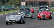 Motor Racing Legends reports historic racers out in force