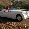 1950 Jaguar XK 120 Open Two-Seater