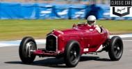 HGPCA Nuvolari Trophy Pre-1940 Grand Prix Car Race