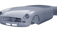 BMH Announces Runs Of Replacement Bodyshells For MGB