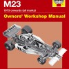 McLaren M23 Manual by Ian Wagstaff