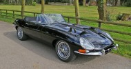 One of the finest examples of a Jaguar Series One E-Type comes to auction