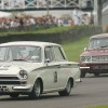 Classic Four-Door Fun at The 2013 Goodwood Revival