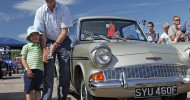 500 Classic Fords gather for UK Rally at Heritage Motor Centre