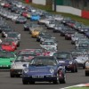 Fifty years of the Porsche 911 celebrated at Silverstone