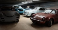 Exclusive Porsche Collection Up For Auction