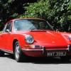 Historics' Porsche Parade