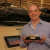 HMC acquires model of the MG record breaking car EX135