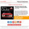 Book news! Alfa Romeo Giulia Coupé GT & GTA – Updated & Revised 3rd Edition by Johnny Tipler