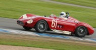 Maserati Race For Donington Historic Festival