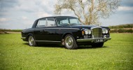 Bentley Fit For A Queen On Offer At May Sale