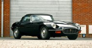 Hollywood Stars' Cars Under The Hammer At Silverstone