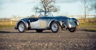 Rare Healey Races To Silverstone Classic Car Auctions