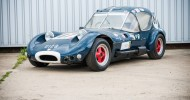 Jackie Stewart's First Race Car For Auction