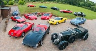 One Of Europe's Finest Collections Of Classic Cars To Be Sold