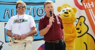 H&H Joins The Stars At Carfest To Raise Over £47,000 For Children In Need