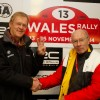 Vatanen honoured with 'Legend' status at Wales Rally GB