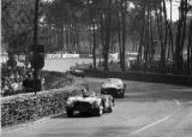 Allard Sports Cars At The Nec Classic Motor Show