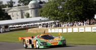 Goodwood Festival Of Speed Central To Honour Mazda's Challenger Spirit