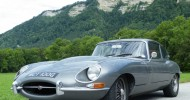 Jaguar E-Type Voted the Nation's Favourite Classic Car