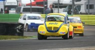 Harrold Victorious in Retro Rallycross Challenge at Croft