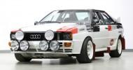Legend Of 1980s Motorsport To Be Offered At Bonhams Sale