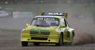 Gibson to Return to Retro Rallycross Challenge at Lydden Hill