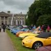 Hundreds Of Classic Cars Reunite At Ragley For Nostalgic Show!