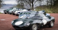 Jaguar Celebrates 80th Anniversary By Taking On The 2015 Mille Miglia