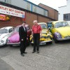 Vintage VW Beetle Collection For Sale By Online Auction