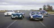 Jaguar Heritage Challenge Under Starter's Orders