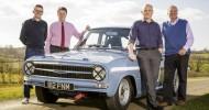 Vauxhall Backs Iconic 60s Race Car With Leading Classic Car Magazine
