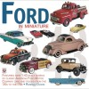 Ford in Miniature – Rare Scale Models of Classic American Ford Motor Company