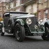 Record-Breaking Bentleys In Action At Goodwood Festival Of Speed