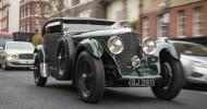 Record-Breaking Bentleys In Action At Goodwood Festival Of Speed