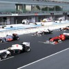 Masters Historic Racing to support  F1