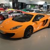 Famous MacLaren Supercar On Display At The Heritage Motor Centre