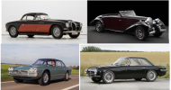 Rare One Of A Kind Motor Classic Cars Offered At Bonhams Sale