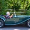 MG TA: A True Classic British Sports Car