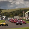 Fitting Tribute To Bruce McLaren at Goodwood Revival
